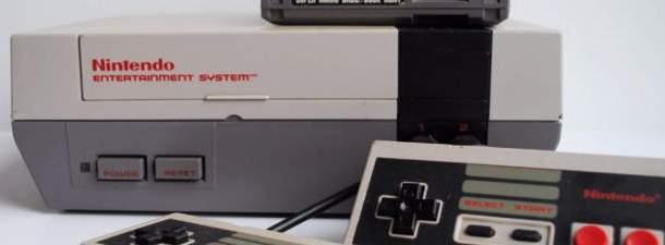 A nostalgia de Nintendo