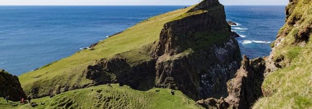 Ovelhas com câmera: o projeto para substituir Street View nas Ilhas Feroe