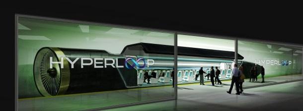 Hyperloop One afirma que pode unir Estocolmo com Helsinki em 28 minutos