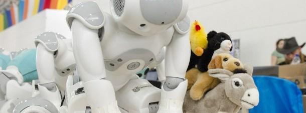 Projetado para trabalhar com as pessoas: o novo selo que deverão ter os robôs no futuro