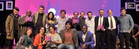 Cerimônia Prêmios Vivo Música que Transforma