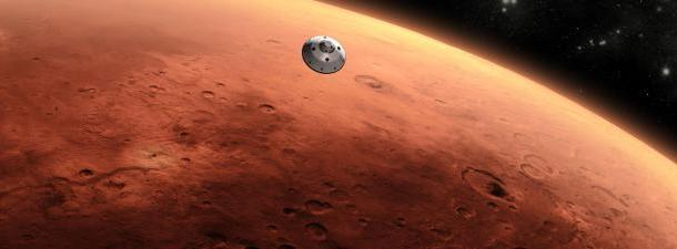 A corrida espacial marca seu próximo grande objetivo
