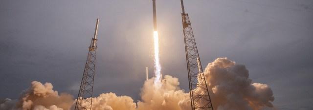 Os lançamentos da SpaceX continuarão como previsto, mais ou menos