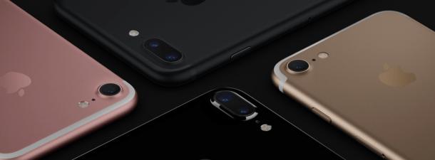 A era dos iPhone 7