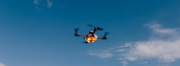 Procurando uma forma de parar os drones intrusos
