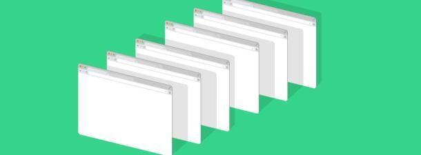 Por que você abre muitas guias do navegador e como parar isso