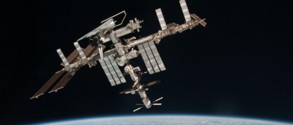A NASA permitirá que empresas privadas instalem módulos na Estação Espacial Internacional