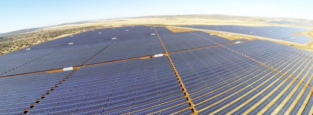Esta futura usina solar fornecerá energia a um milhão de lares