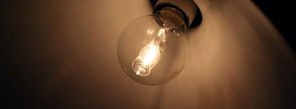Por que uma lâmpada incandescente ilumina?