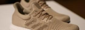 O último tênis de Adidas é biodegradável