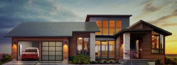 A união de Tesla e Solarcity traz grandes avanços invisíveis para as casas