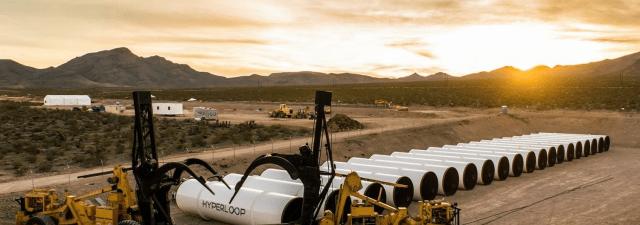Hyperloop One realizará testes com protótipos em tamanho real