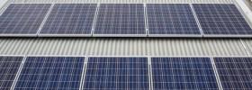 Painéis solares flexíveis para incrementar a autonomia dos drones